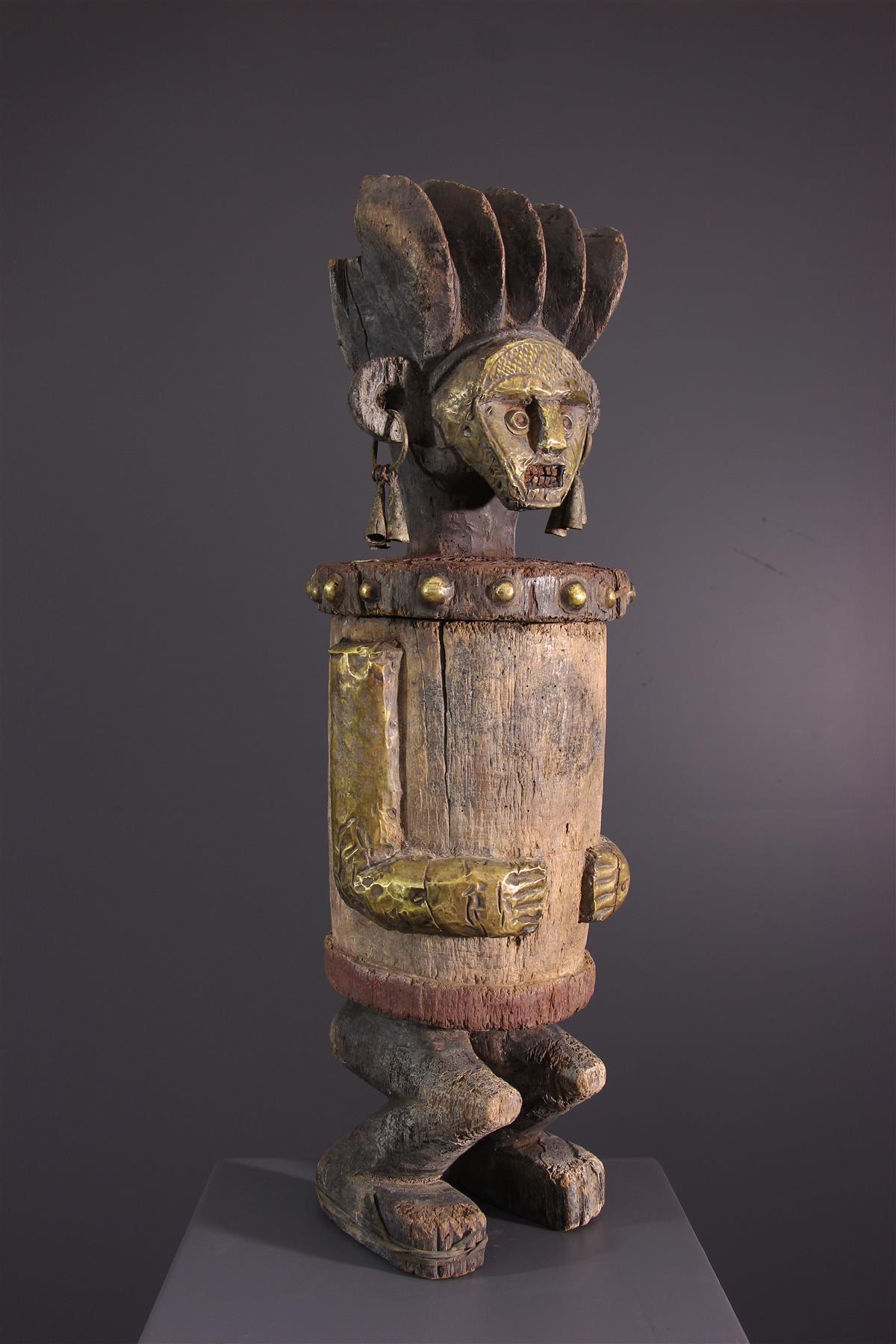 Reliquaire Ambete - Art africain