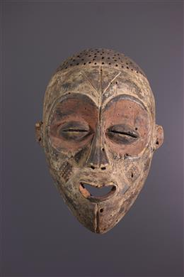 Masque Ngbaka