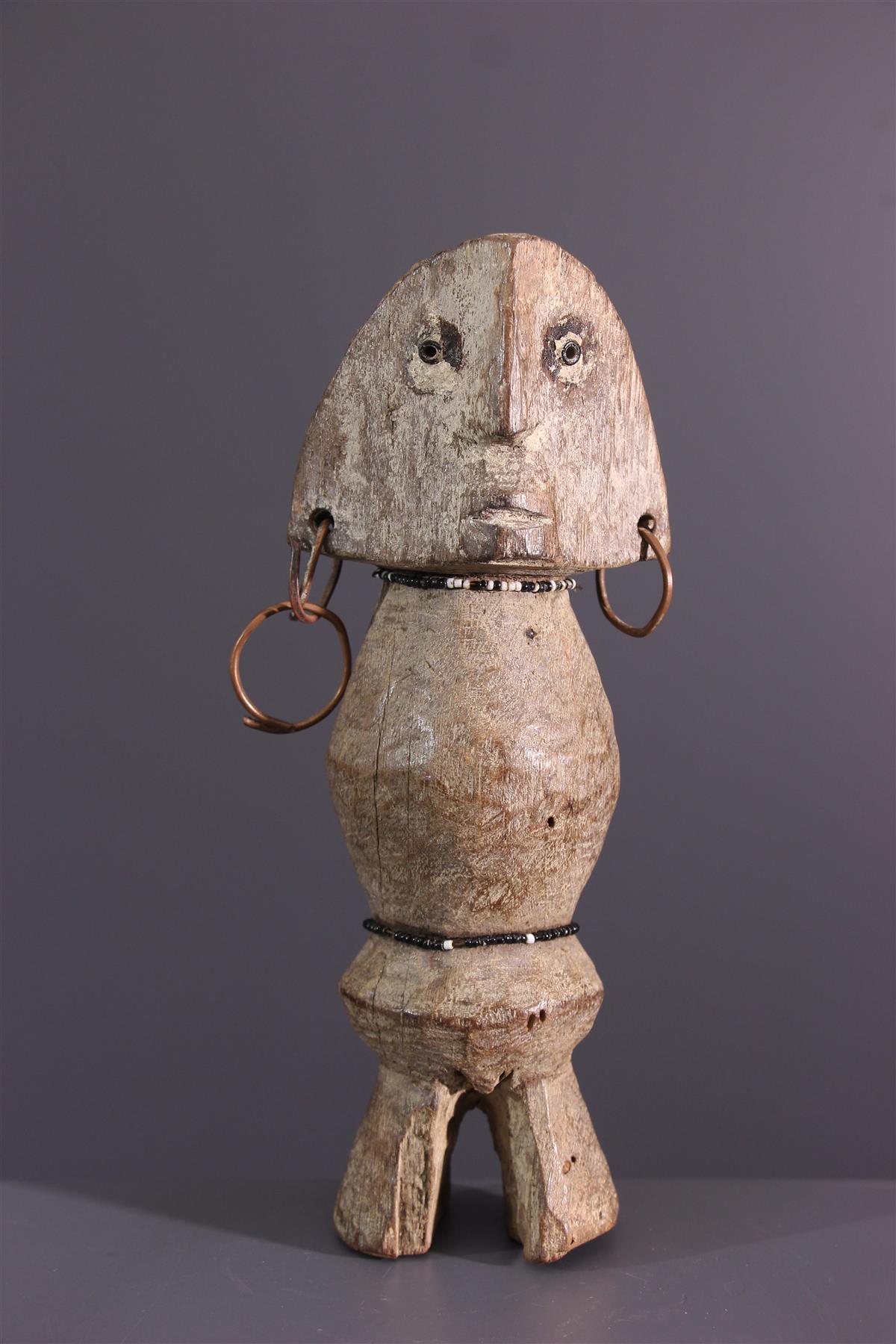 Fétiche Zande - Art africain