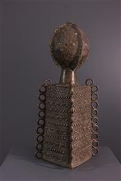bronze africainCloche Tikar