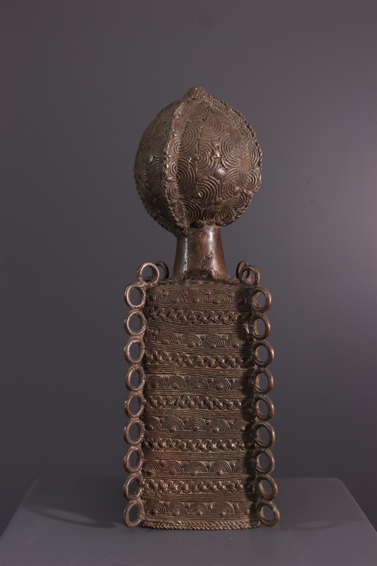 Cloche Tikar - Art africain