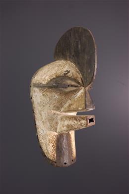Masque Songye Kifwebe Kilume