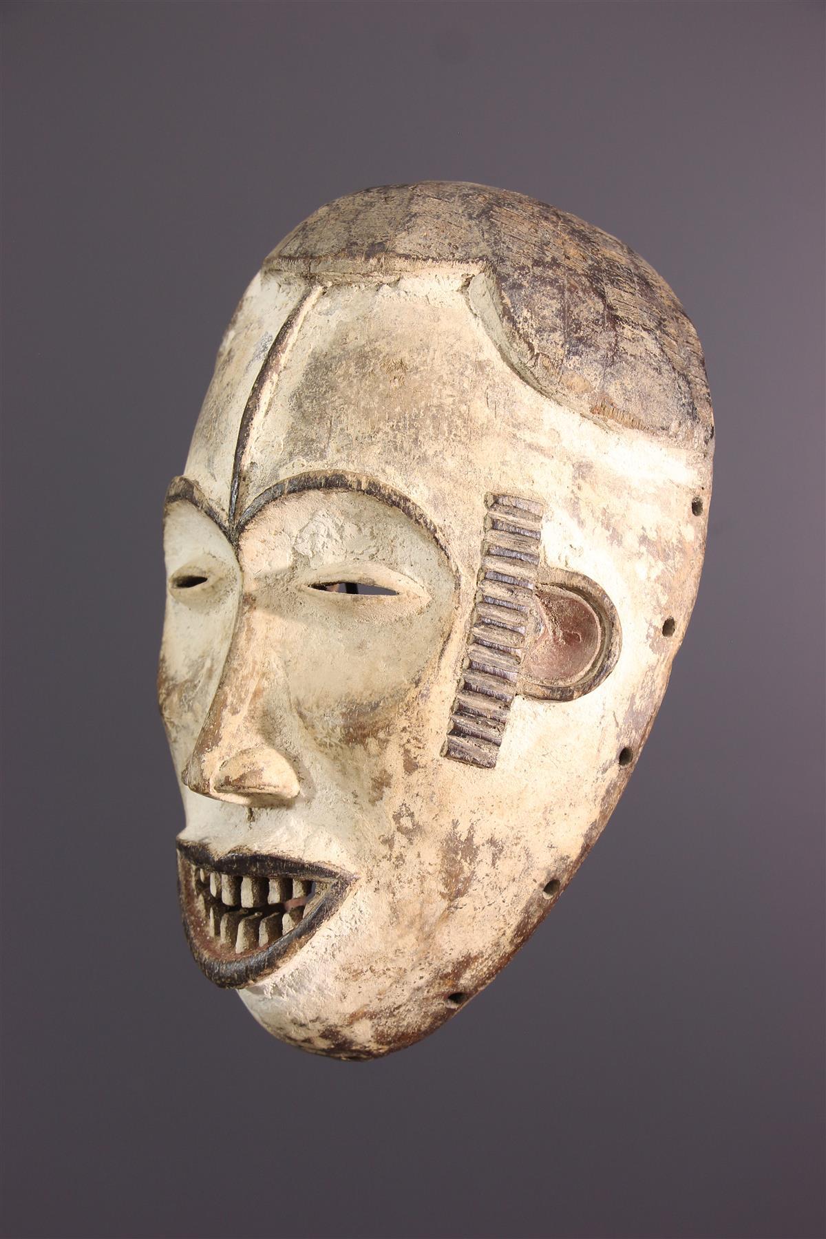 Masque Okwa - Art africain