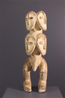 Art africain - Statue Iginga Sakimatwematwe Lega