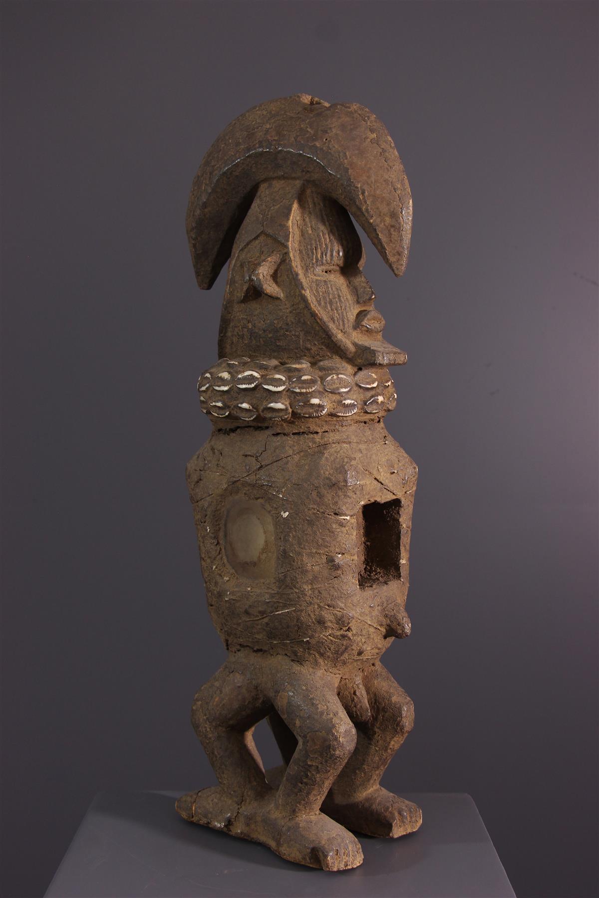 statue Teke - Art africain