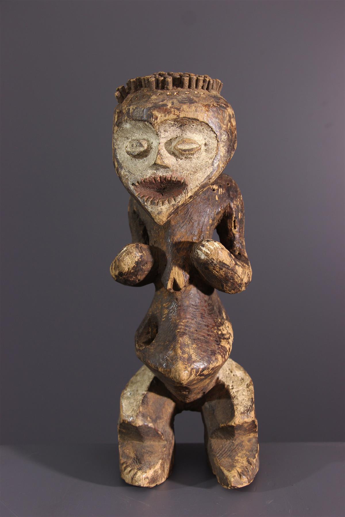 Statuette Mambila - Art africain