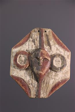 Panneau Boa - Art africain
