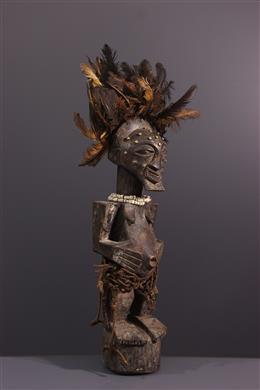 Statue fétiche Nkishi des Songye