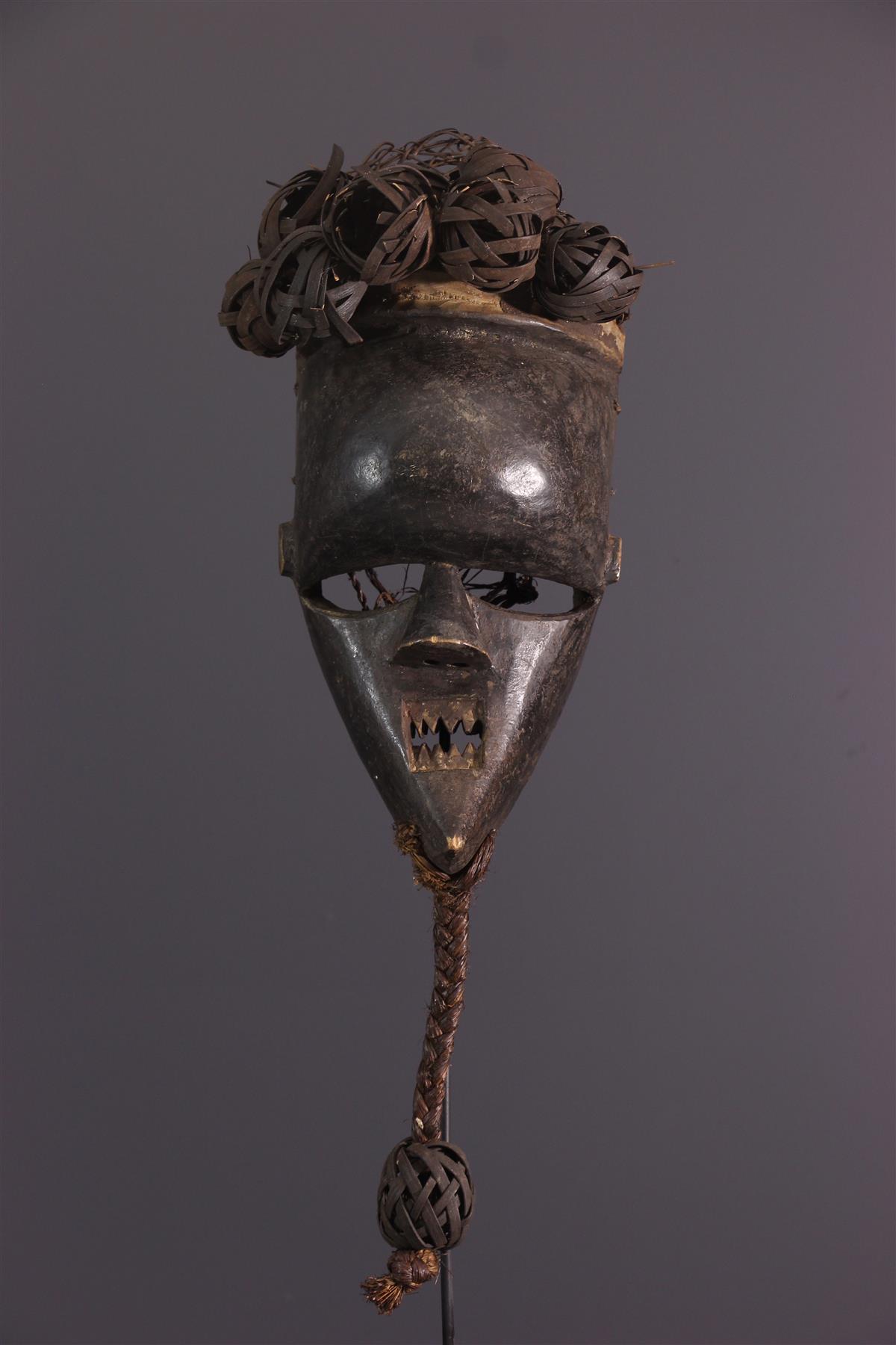 Msque Salampasu - Art africain
