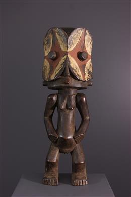 Art africain - Figure Bembe / Buyu Kalunga