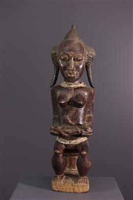 Figure de maternité Asye usu Baule