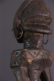 Statues africainesStatuette Ngbandi