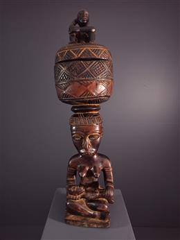 Boite Maternité Pfemba Kongo