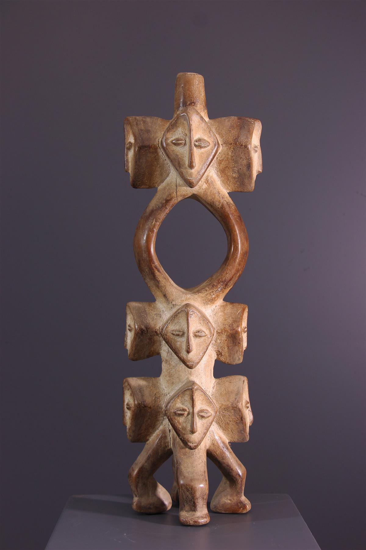 Figure Lega - Art africain