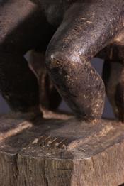 Statues africainesStatue Dan