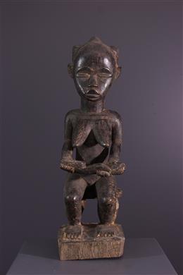 Art africain - Figure Dan Lü Me - Côte dIvoire
