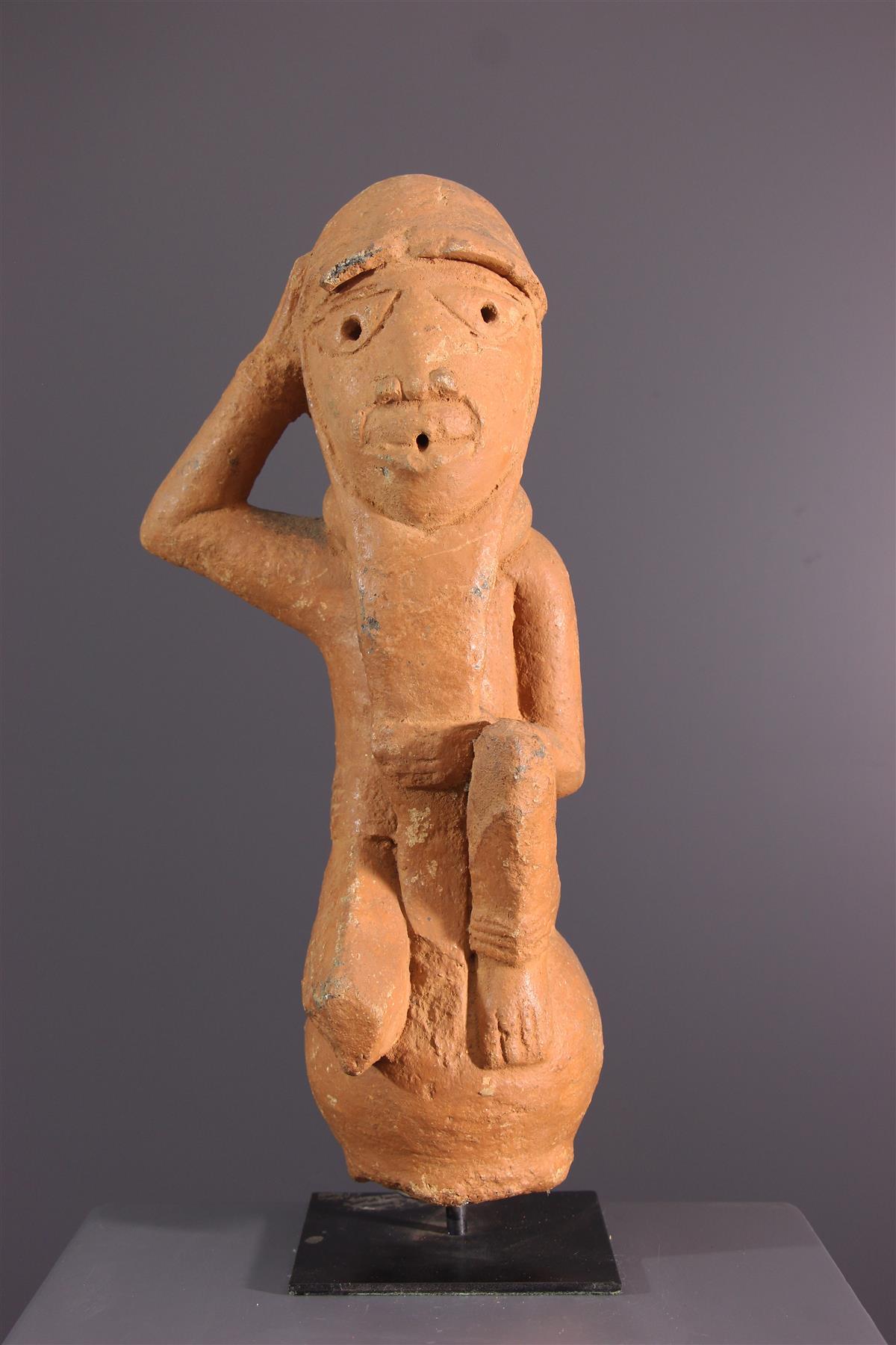 Statue Nok - Art africain