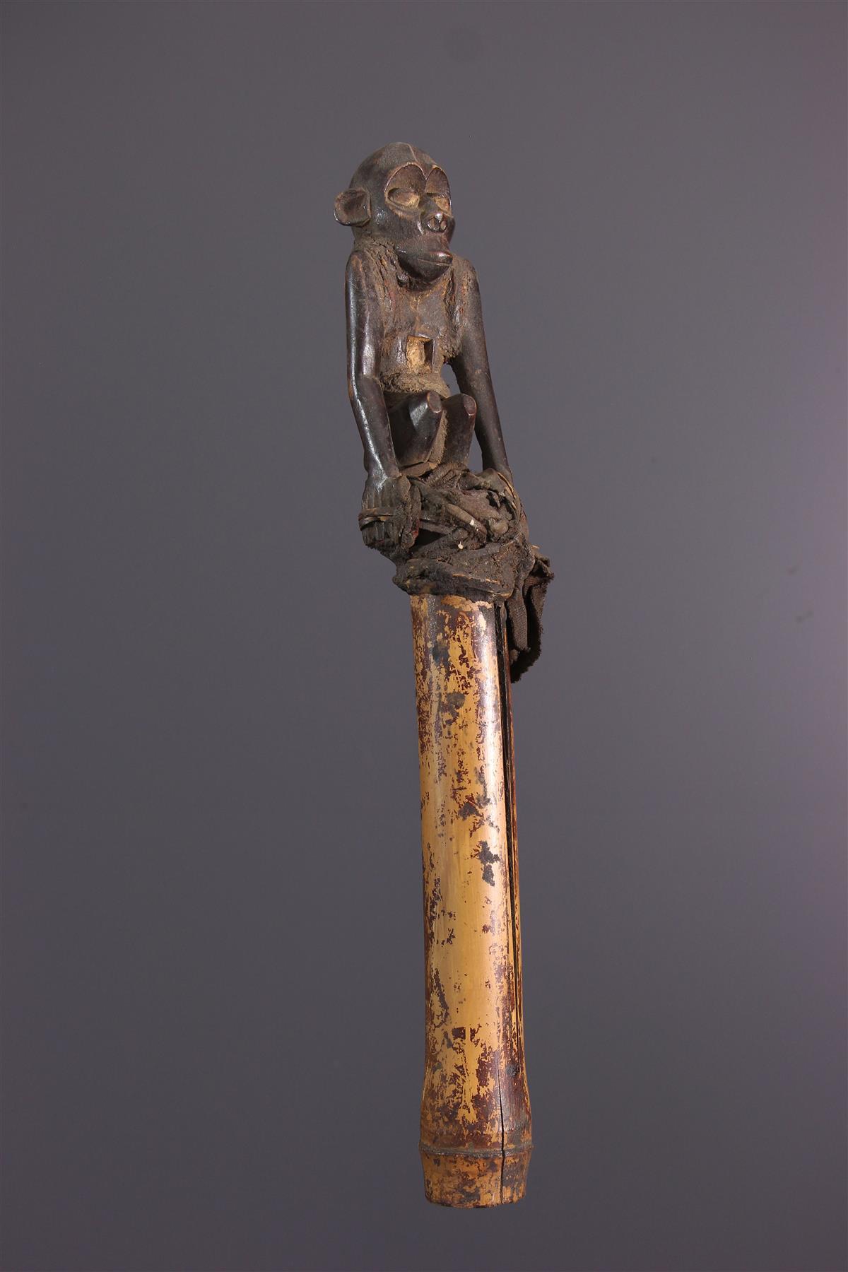 Bâton Bulu - Art africain