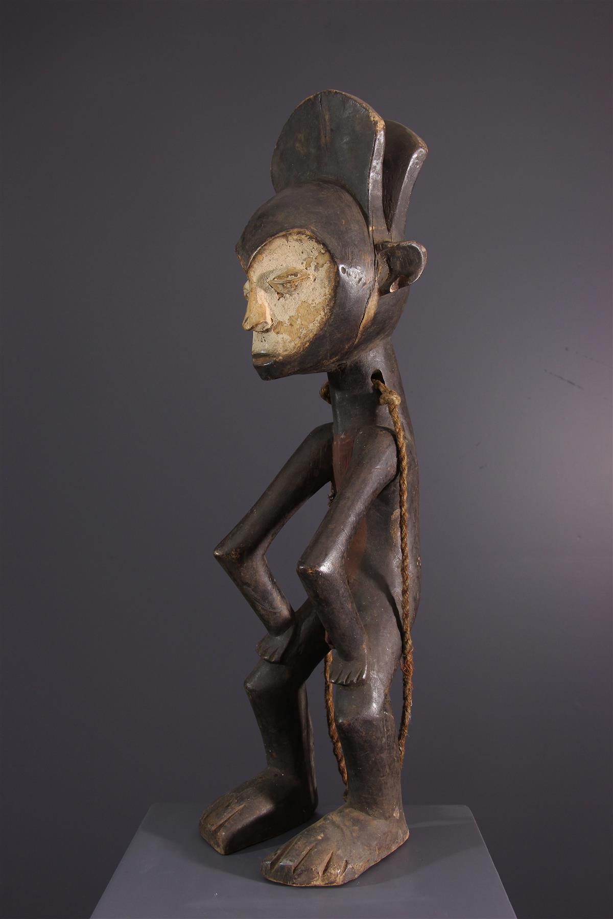 Statue Mbole Ofika - Art africain