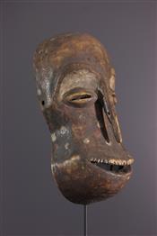 Masque africainMasque Hemba