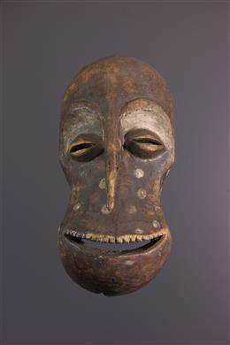 Art africain - Masque Soko Mutu Hemba