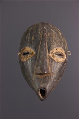 Art africain - Petit masque Buyu Basikasingo