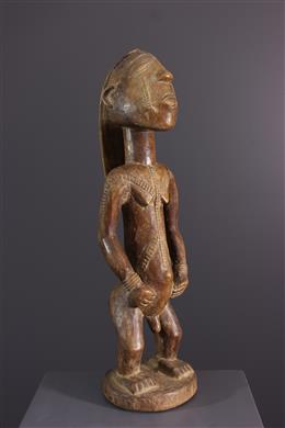 Art africain - Figure masculine Tabwa