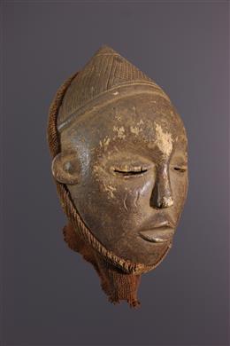 Art africain - Masque Pende