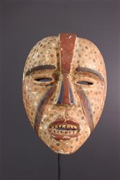 Masque africainMasque Woyo