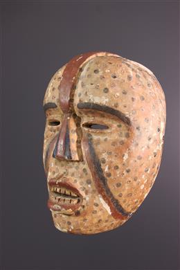 Masque Woyo - Art africain