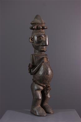 Statuette Yiteke des Yaka