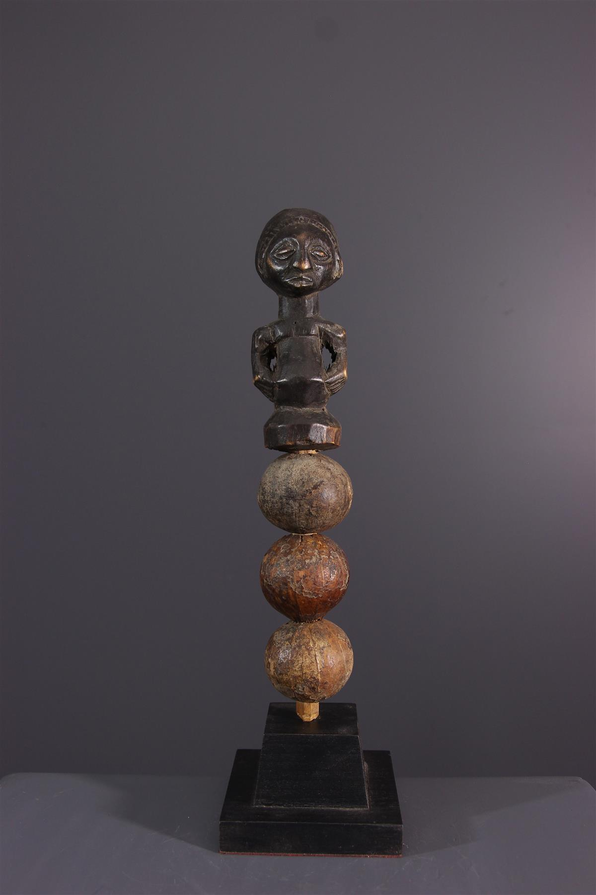 Fétiche Kabwelulu - Art africain