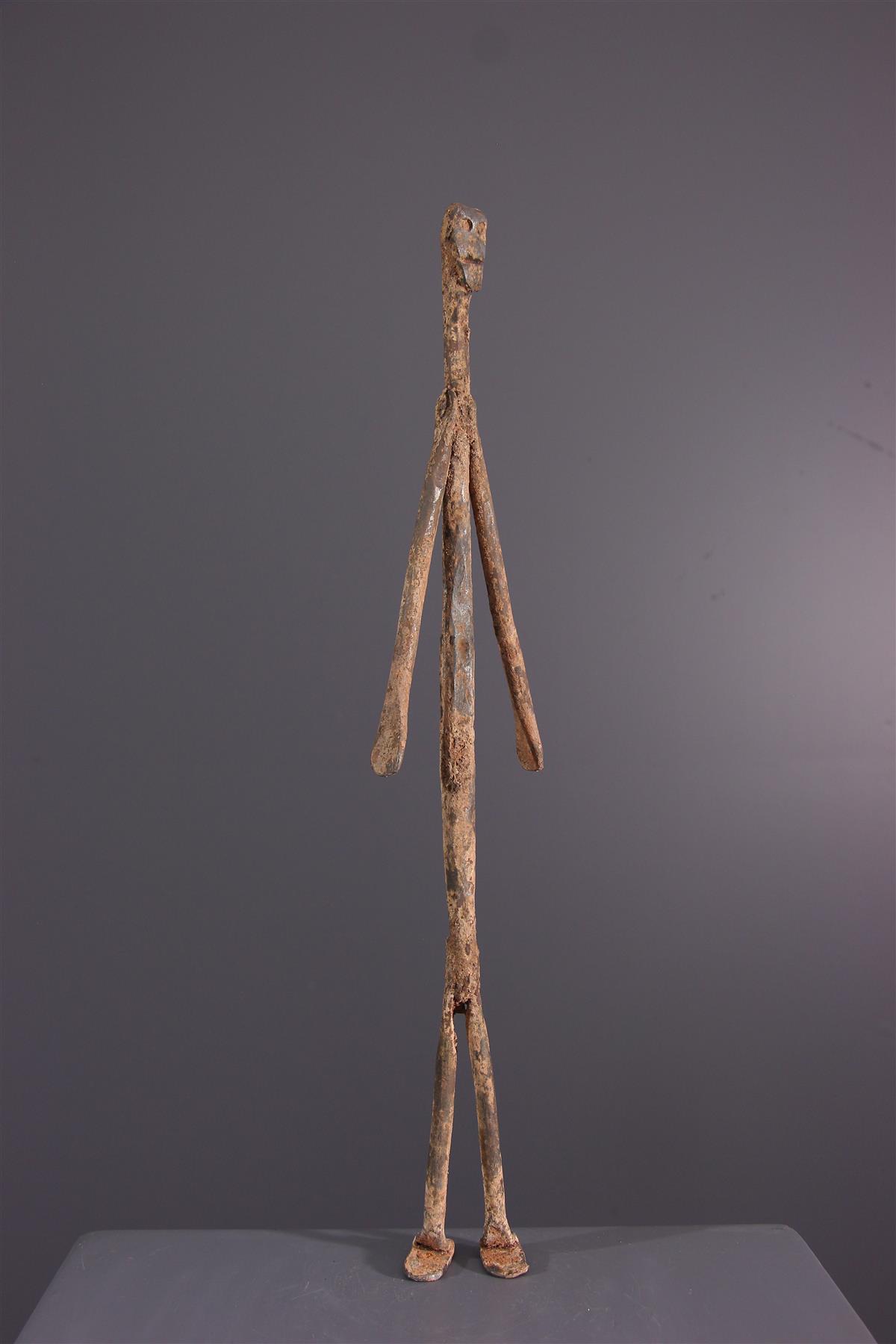 Figure Lobi - Art africain