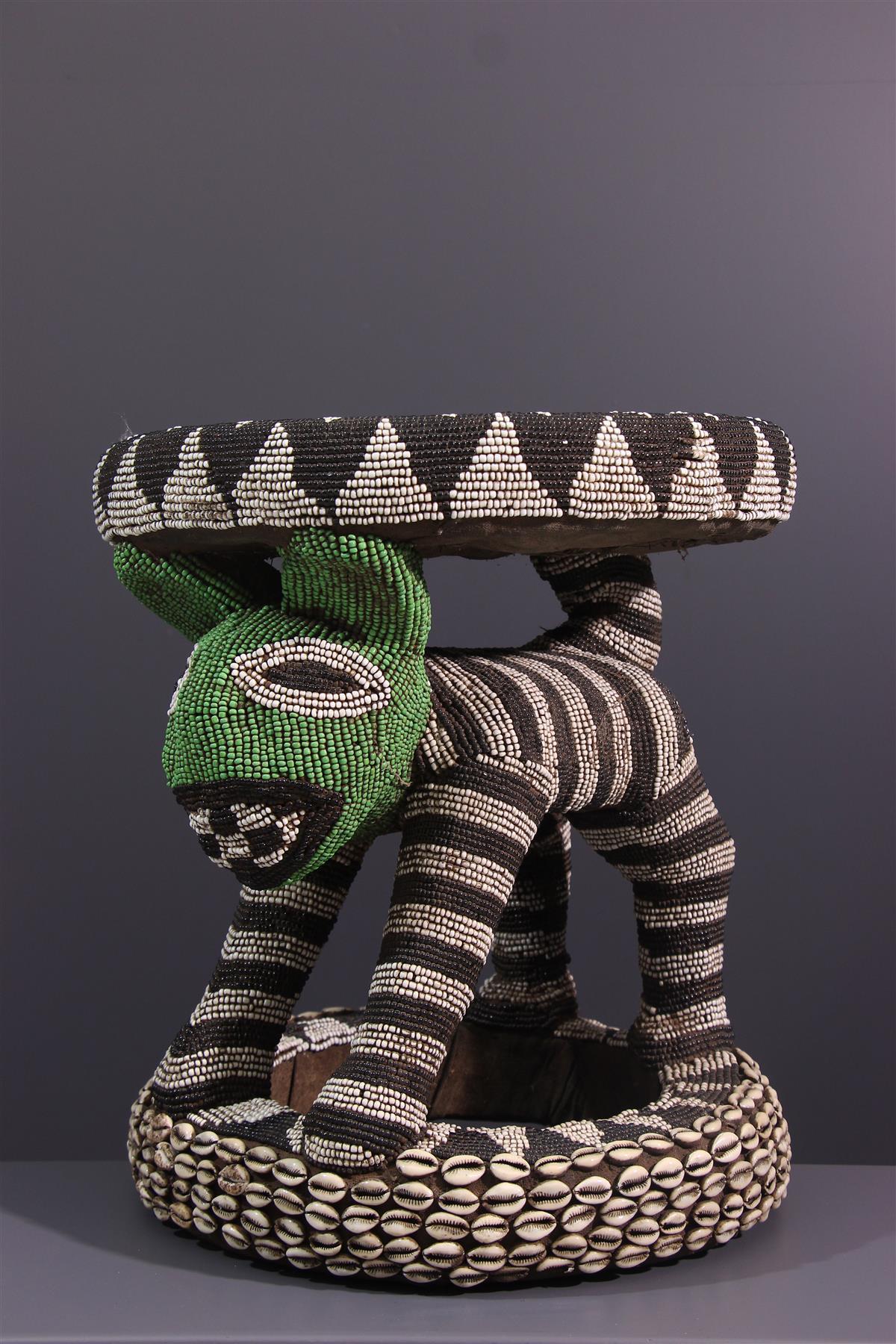 Siège Bamileke - Art africain