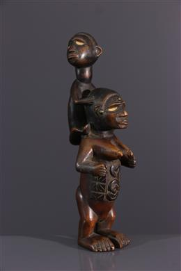 Art africain - Statuette Bembé