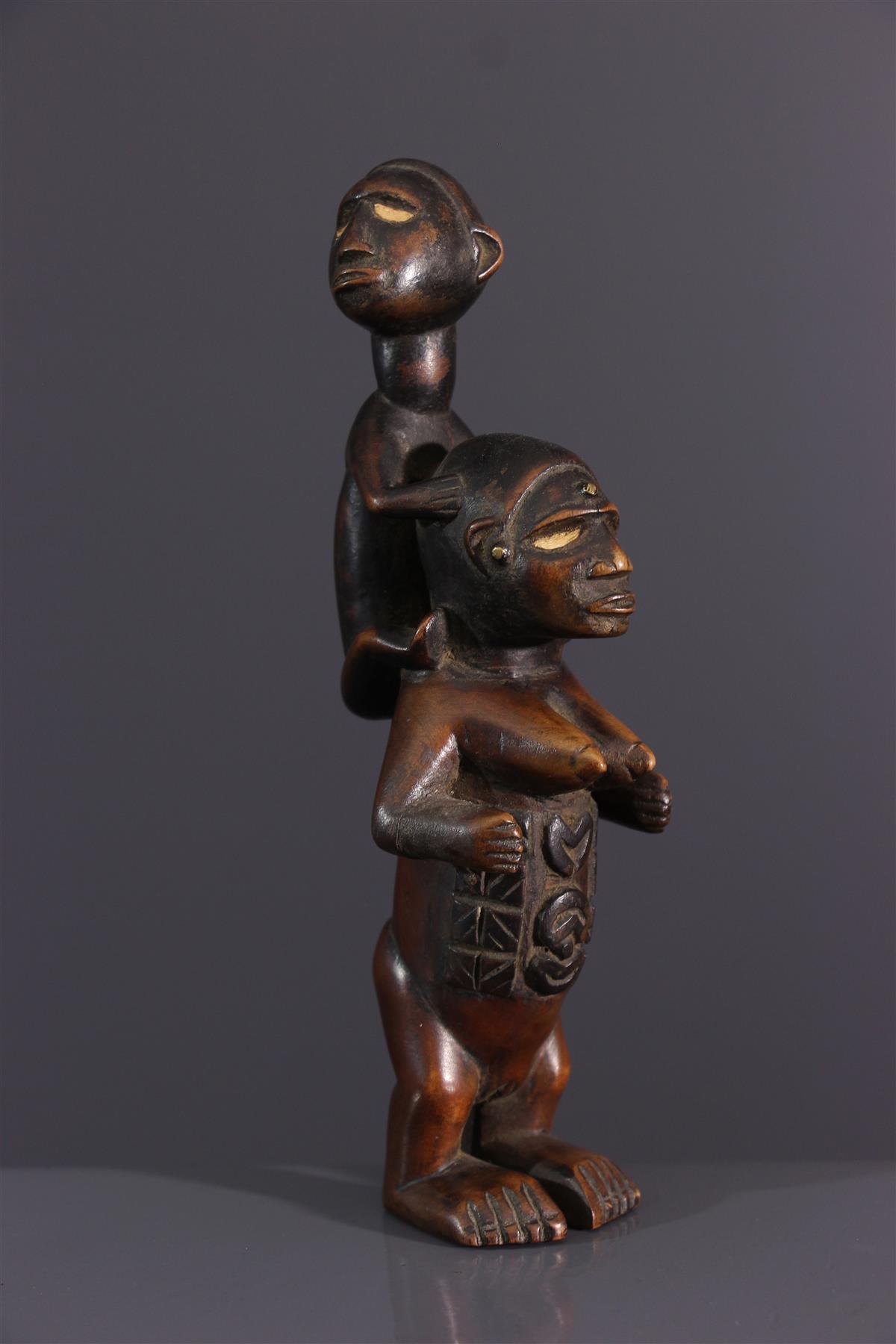 Statuette Bembe - Art africain