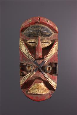 Masque Guere - Art africain