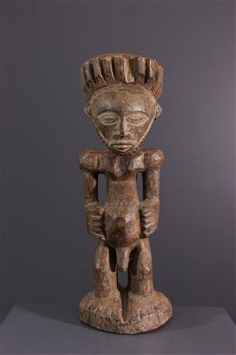 Figure d ancêtre Singiti Hemba/Luba