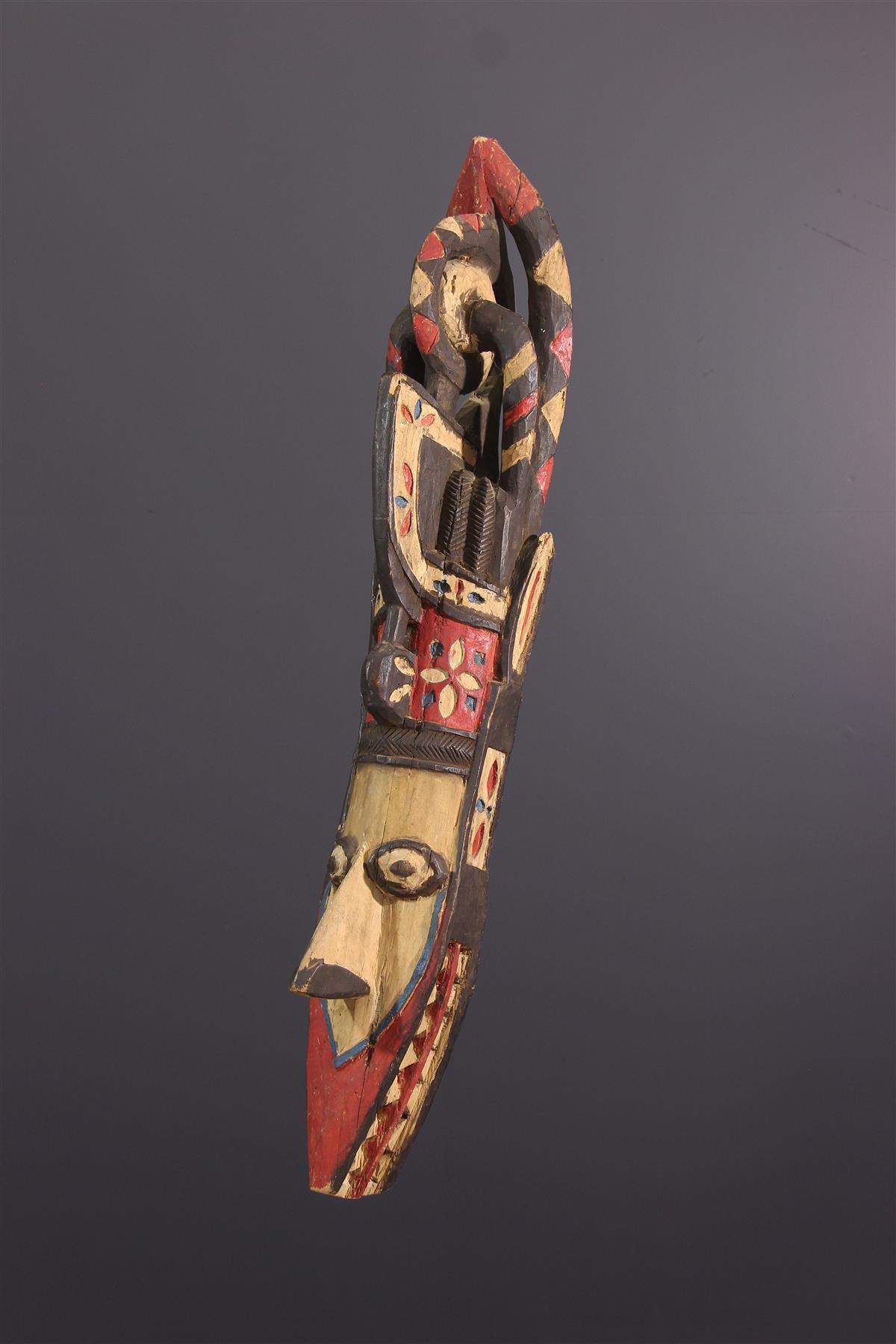 Masque Banda - Art africain