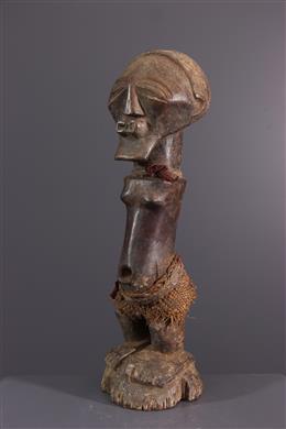 Art africain - Statuette fétiche Nkisi Songye