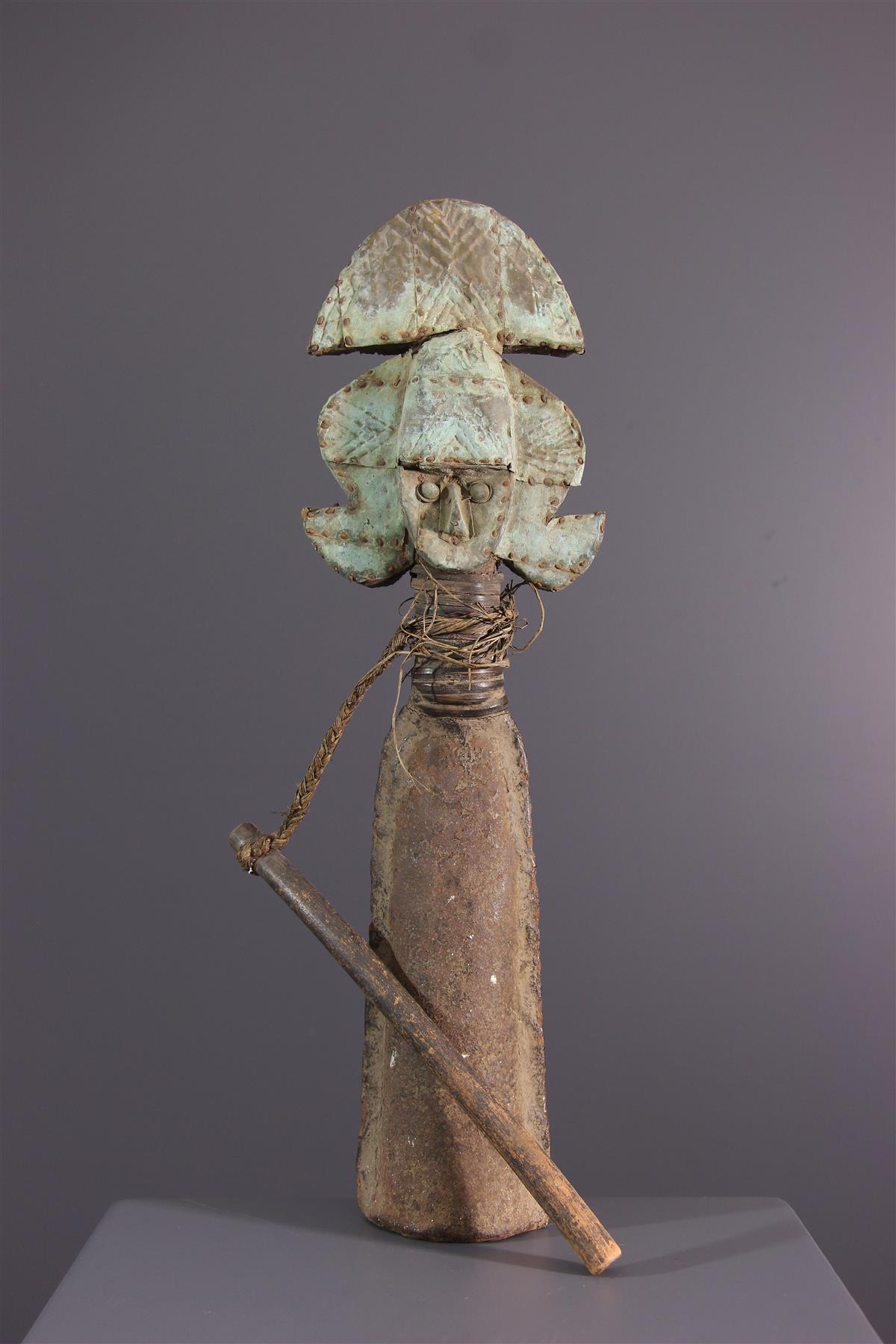 Gong Kota - Art africain