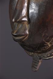 Masque africainMasque Yohouré