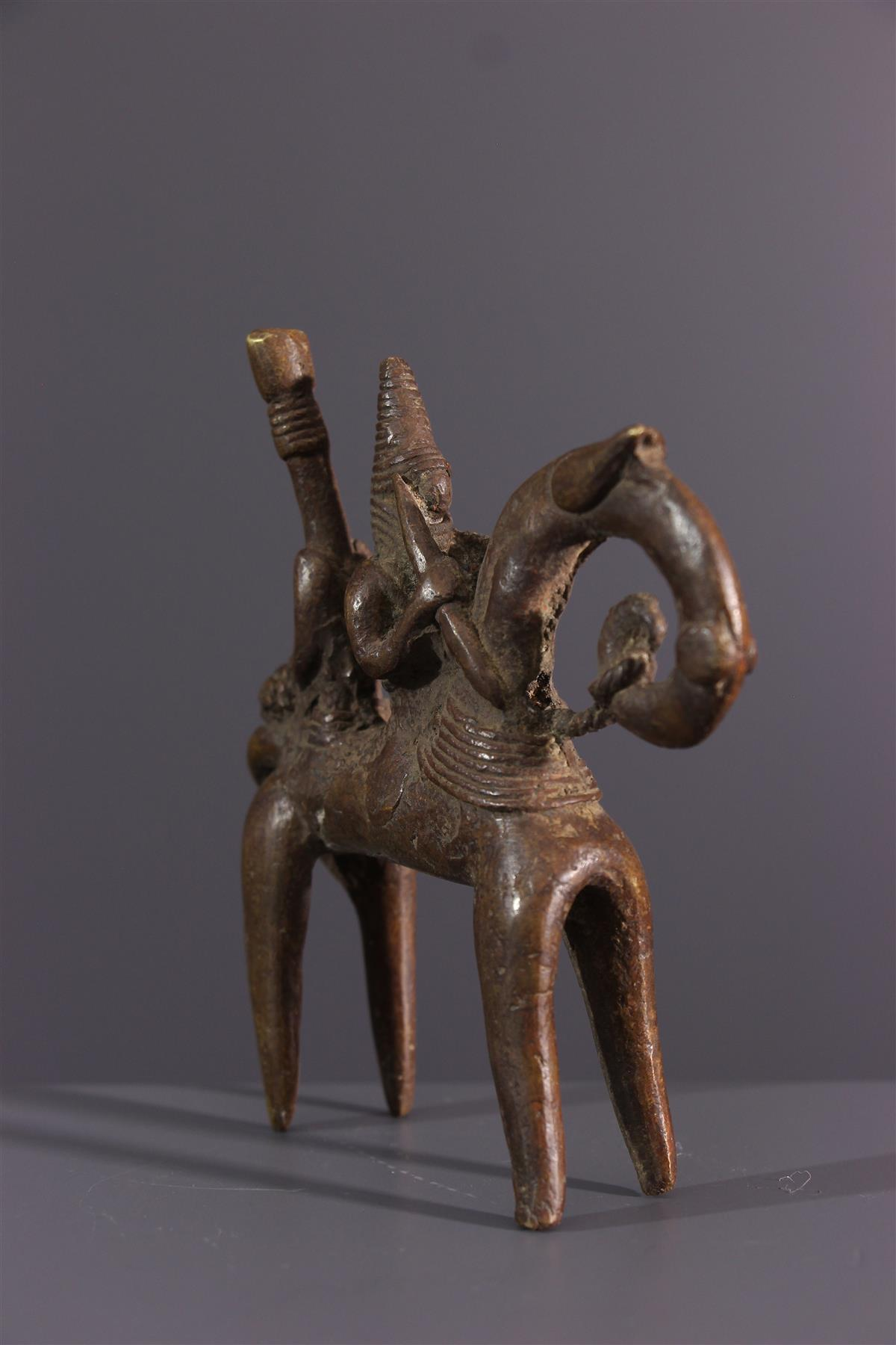 Bronze Sao - Art africain