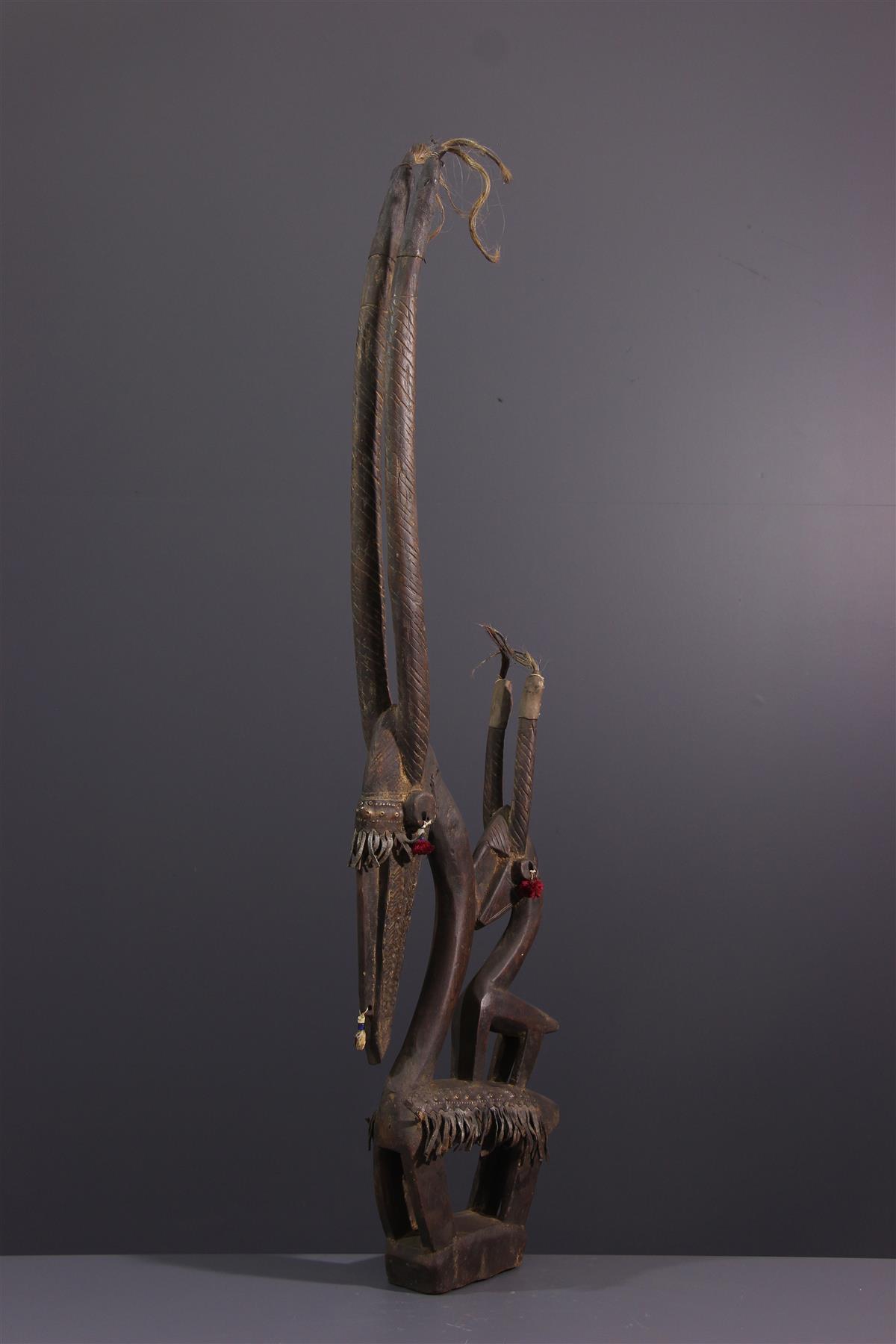 Masque Ci wara - Art africain
