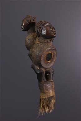 Art africain - Fétiche médicinal Kongo Vili
