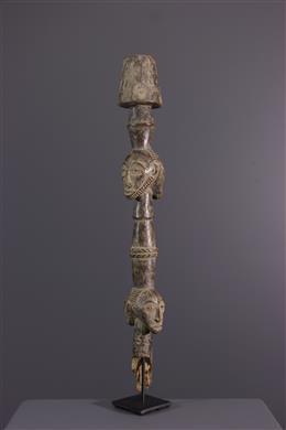 Emblème Bangubangu - Art africain