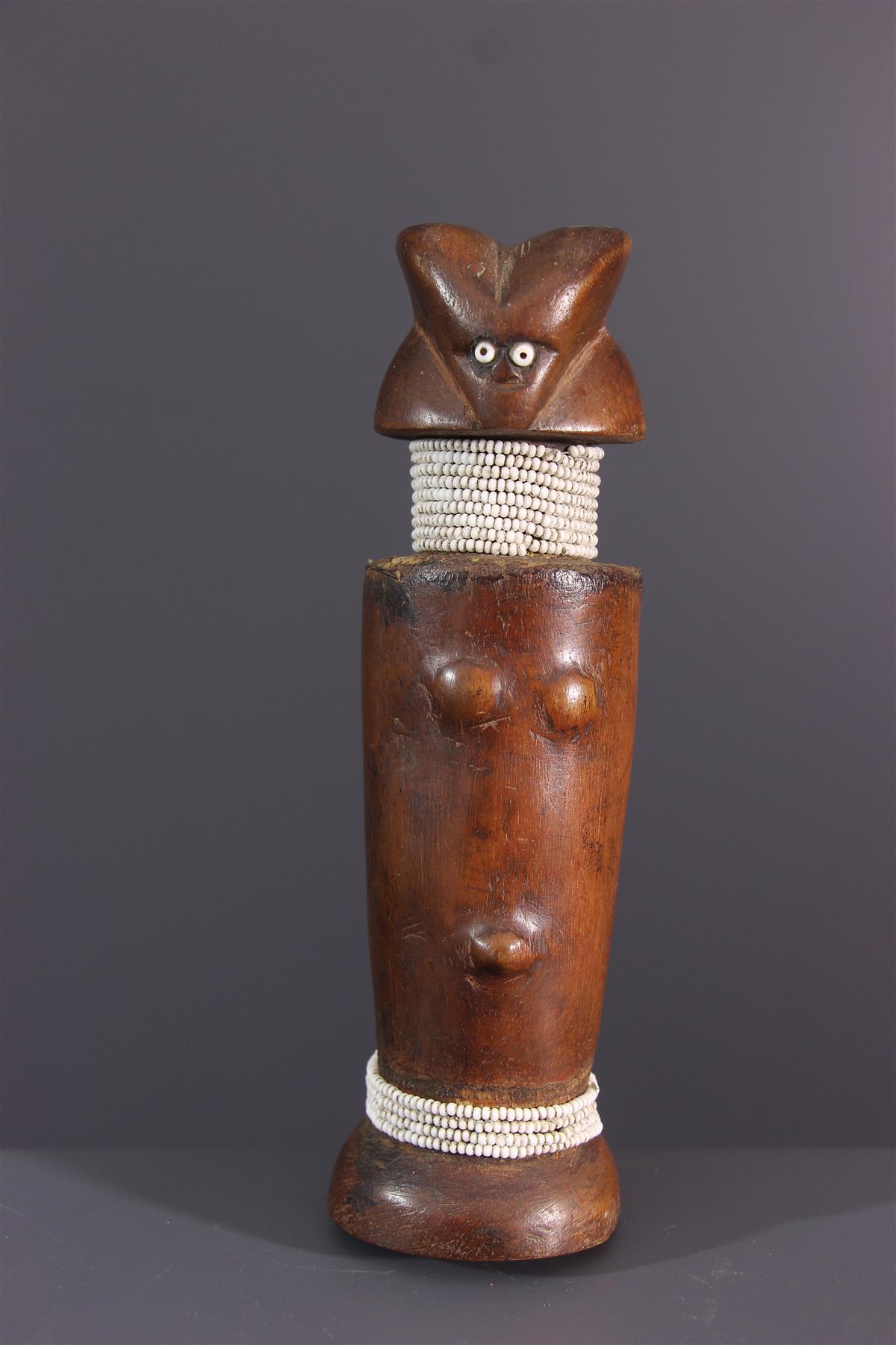 Poupée Zaramo - Art africain