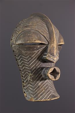 Art africain - Masque Kifwebe des Songye