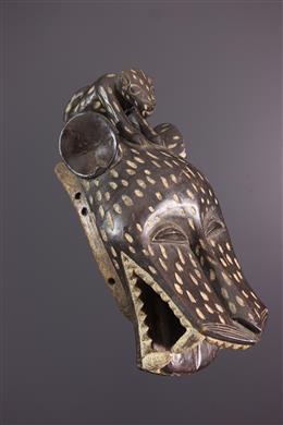 Masque Baoule Bonu amwin
