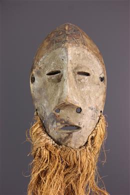 Grand masque Lega Idumu